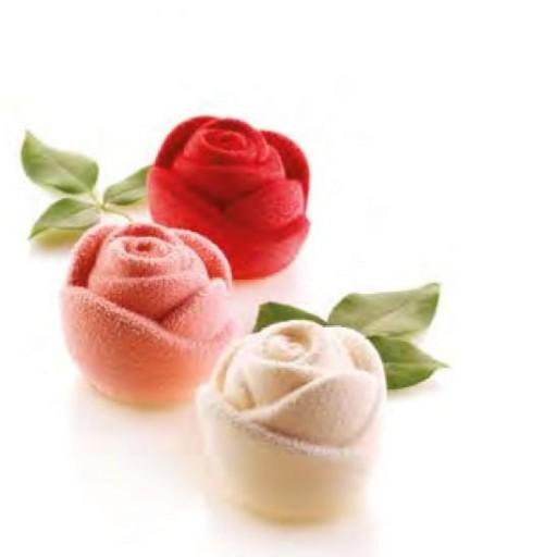 Molde 6 Rosa Silicona
