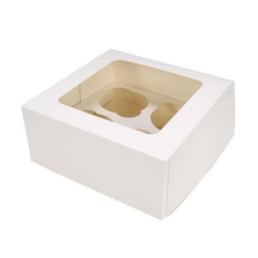 Caja Blanca Cupcake 4