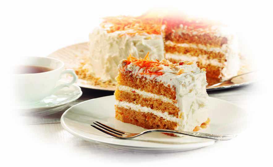 Credi Soft Cake Zanahoria