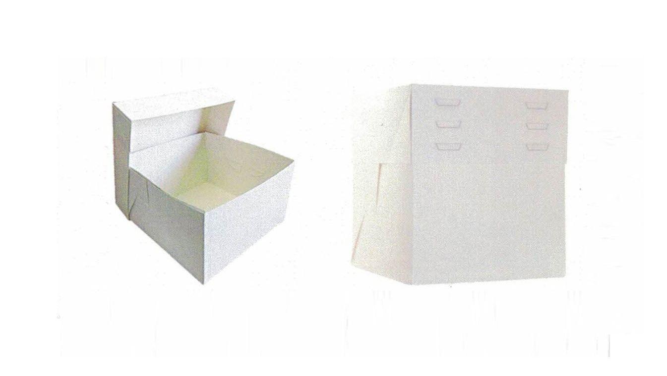 Caja para tartas 20cm
