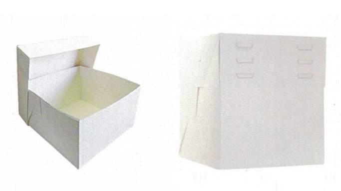 Caja para tartas 25cm