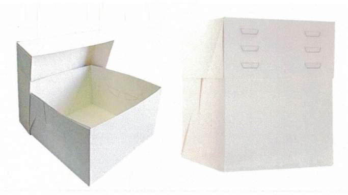 Caja para tartas 35cm