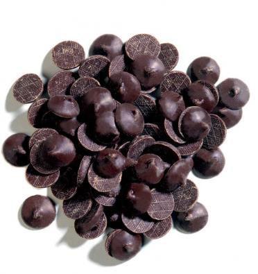 Chips de Chocolate Negro Sin Azúcar