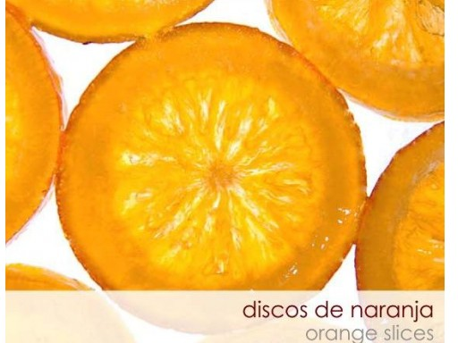 Discos de naranja [1]
