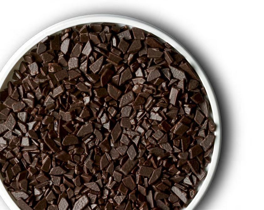 Escamas de Chocolate