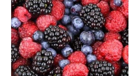 Eisflip de Frutas del Bosque [1]