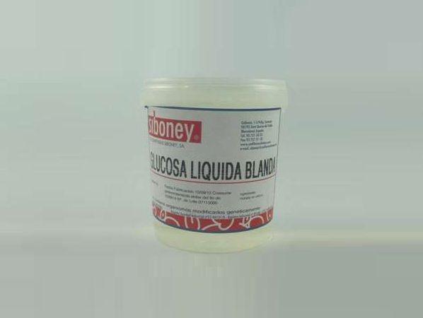 Glucosa líquida blanda