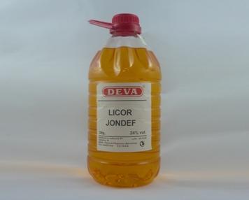 Licor Jondef 24º