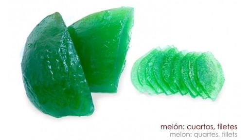 Melón verde  [2]
