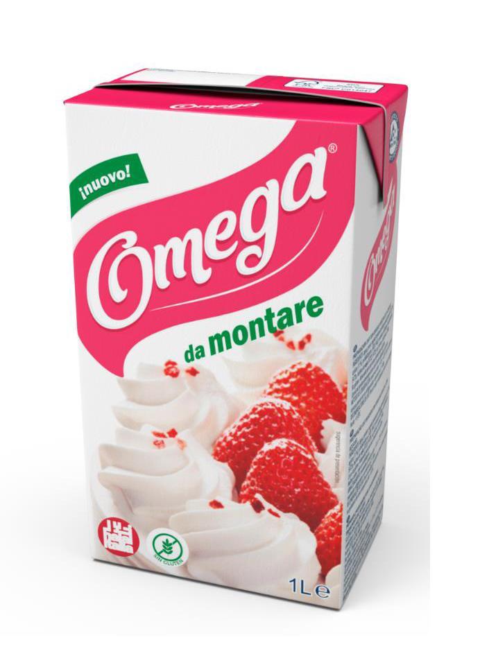 Mix vegetal omega