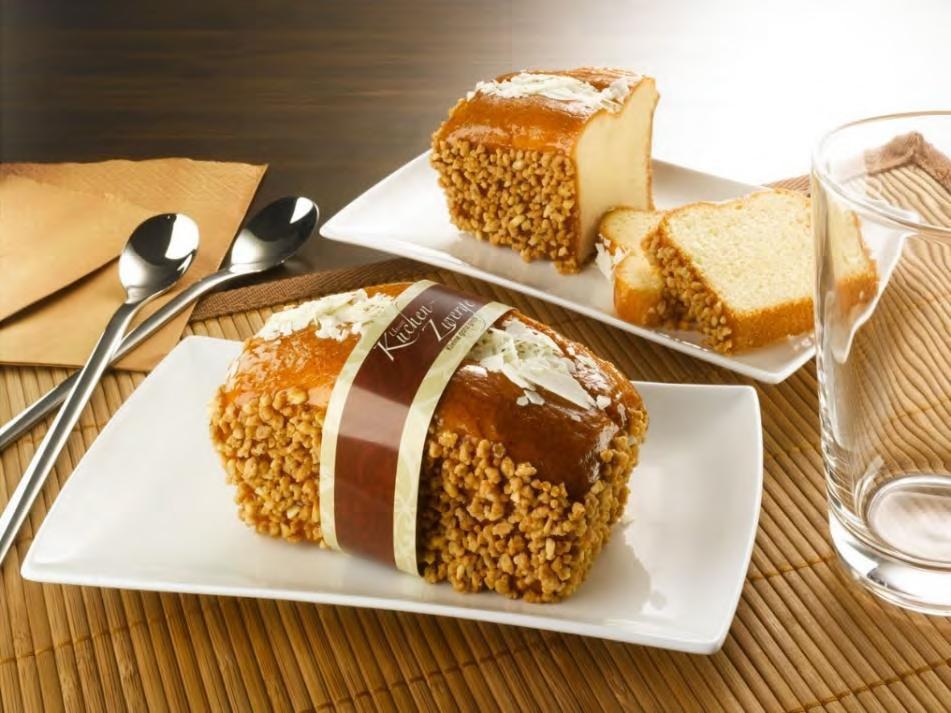 Mella Espelta Cake