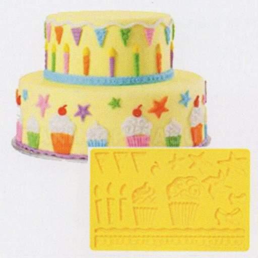 Molde cumpleaños