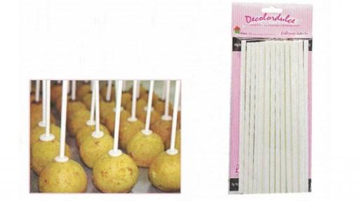 Popsticks 15cm  50 unidades