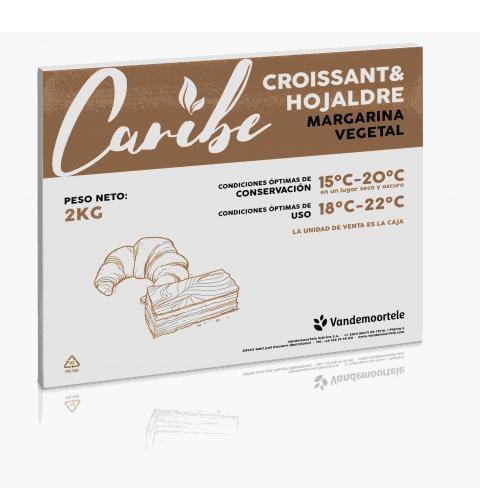 Caribe Croissant / Hojaldre