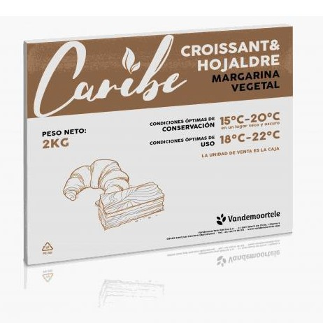 Caribe Croissant / Hojaldre