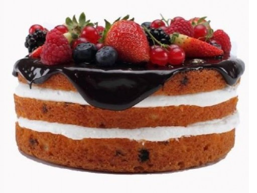 Credi Soft cake Yogur y Frutos rojos [1]