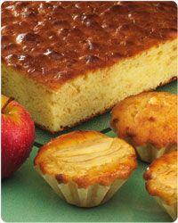 Credi Soft Cake Manzana