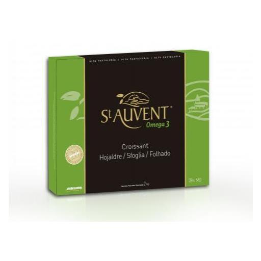 Saint Auvent Croissant / Hojaldre Omega 3