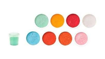 Colorante Polvo Metalizado [1]