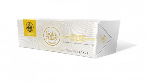 Gold Cup Cremas