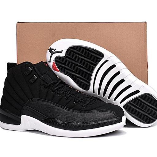 "Air Jordan 12 ""Black Nylon"" [0]"