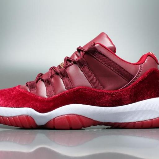 "Air Jordan 11 Velvet ""Heiress"""