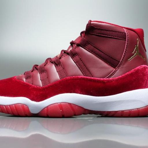 """Air Jordan 11 Velvet """"Heiress"""""""