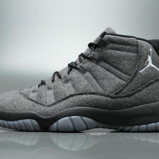 "Air Jordan 11 ""WOOL"" [0]"