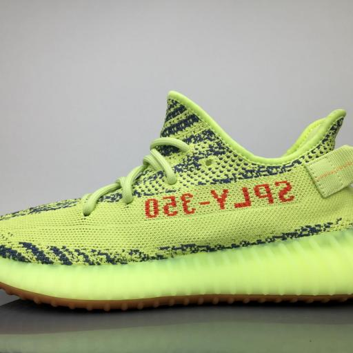 YEEZY BOOST 350 V2  '' SEMY FROZEN YELLOW ''