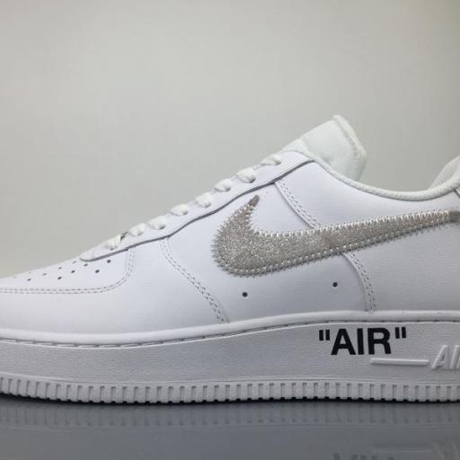 OFF WHITE X NIKE AIR FORCE 1 LOW [0]