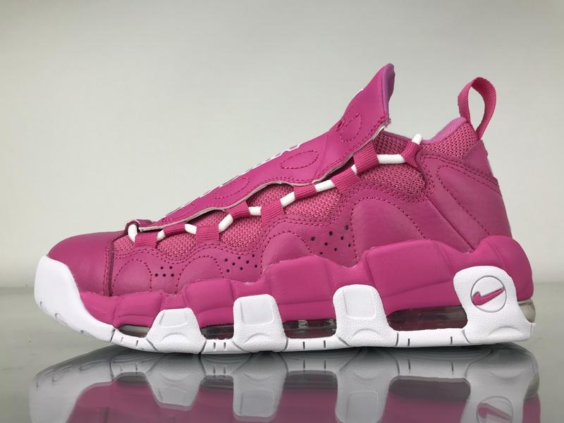 """NIKE AIR MORE MONEY 96 QS """" BREAST CANCER """" MUJER"""