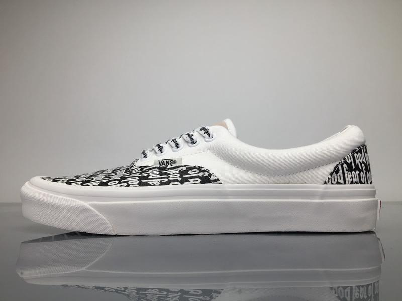 Fear Of God x PacSun Vans Era 97 Reissue