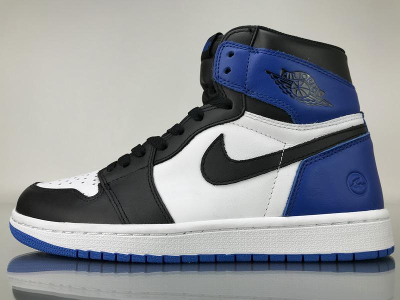"Fragment Design x Air Jordan 1 Retro High OG""Game Royal"""