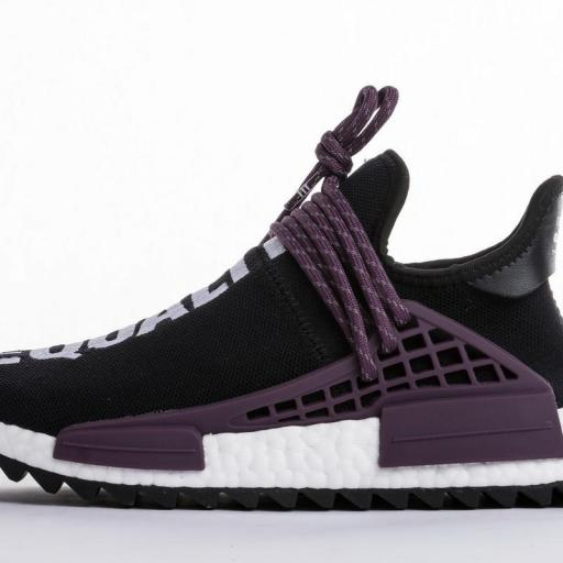 "Pharrell Williams x adidas Originals NMD Hu Trail""Equality"""