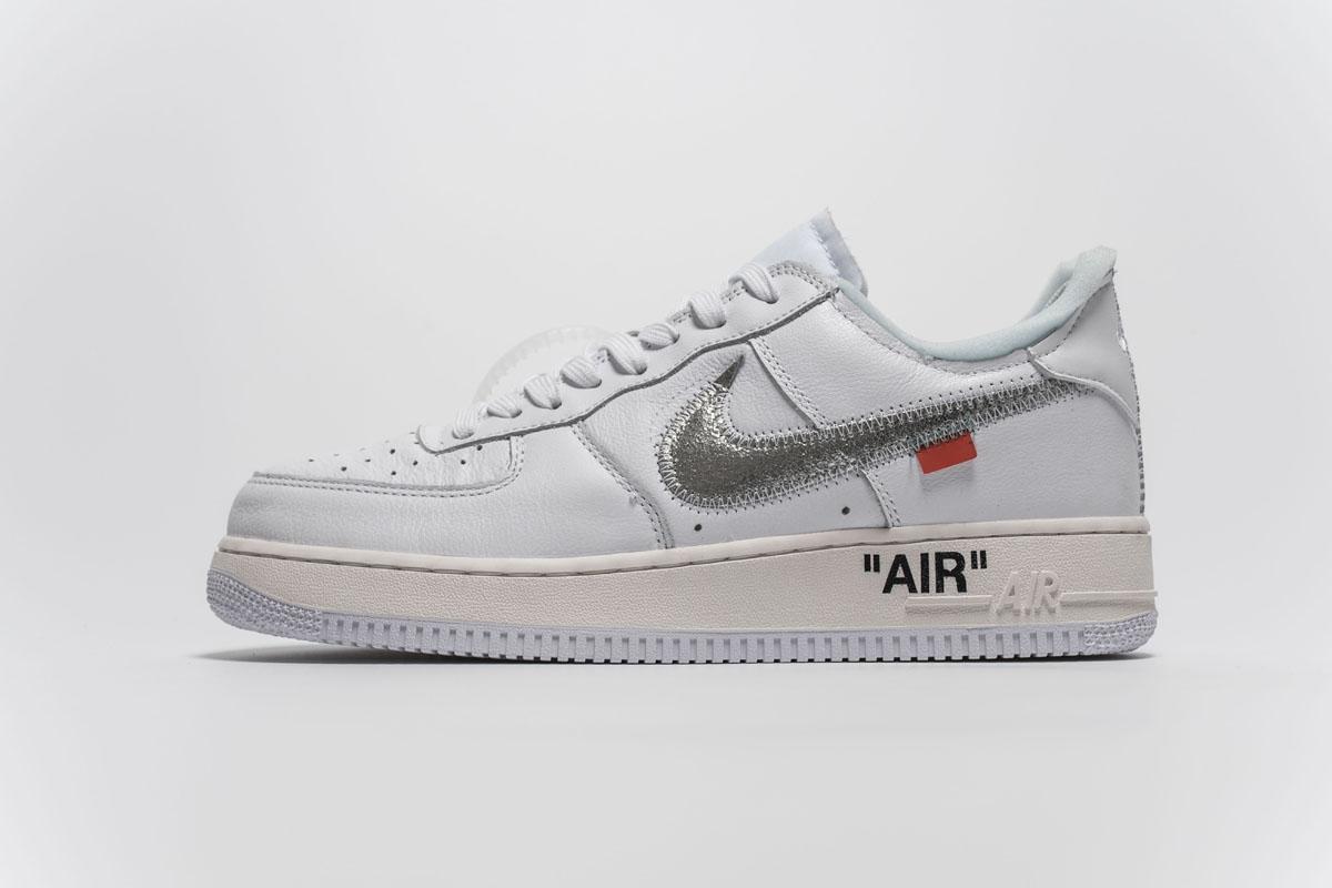 Off White x Nike Air Force 1 '07