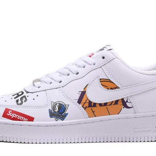 Supreme x NBA x Nike Air Force 1