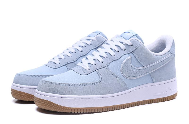 AIR FORCE 1 '07 LT ARMORY BLUE/WHITE