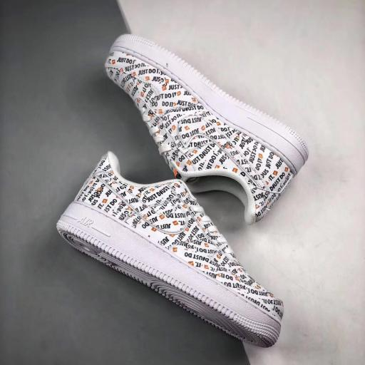 """NIKE AIR FORCE 1 """"JUST DO IT"""" [0]"""