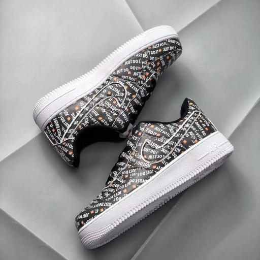 "NIKE AIR FORCE 1 ""JUST DO IT"""