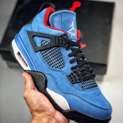 NIKE AIR JORDAN 4 TRAVIS SCOTT