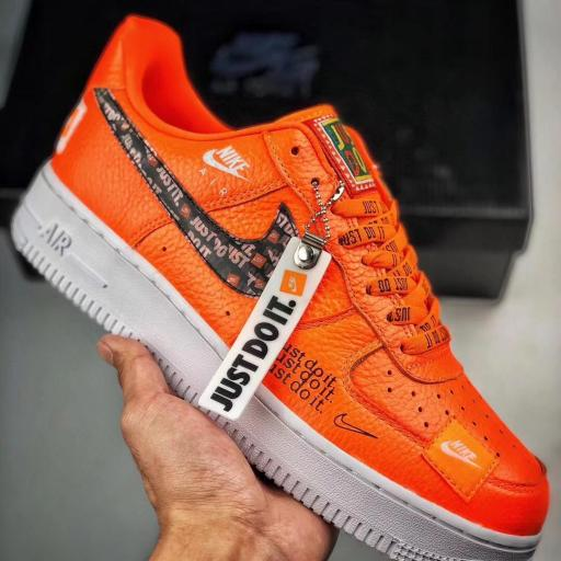 NIKE AIR FORCE 1 '07  JUST DO IT [0]