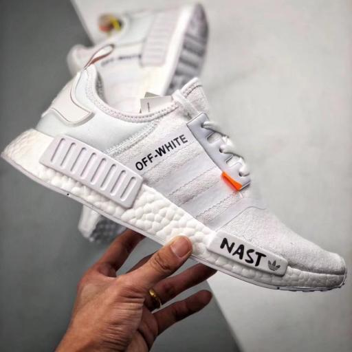 ADIDAS NMD BOOST x OFF-WHITE