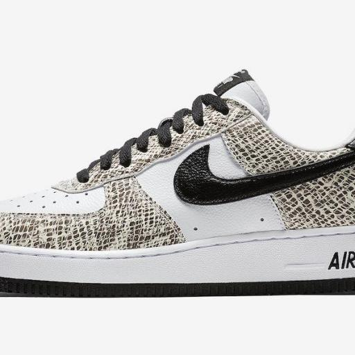 "NIKE AIR FORCE 1 LOW ""COCOA SNAKE"""
