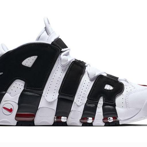 """NIKE AIR MORE UPTEMPO '96 """"IN YOUR FACE"""" [1]"""