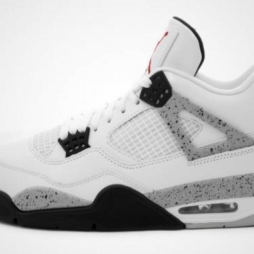 "AIR JORDAN 4 RETRO OG ""WHITE CEMENT"