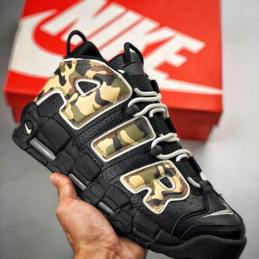 "NIKE AIR MORE UPTEMPO '96 QS ""CAMO"""