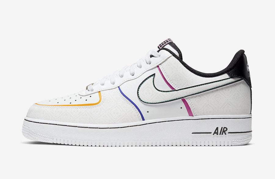 """NIKE AIR FORCE 1 LOW """"DAY OF THE DEAD"""""""