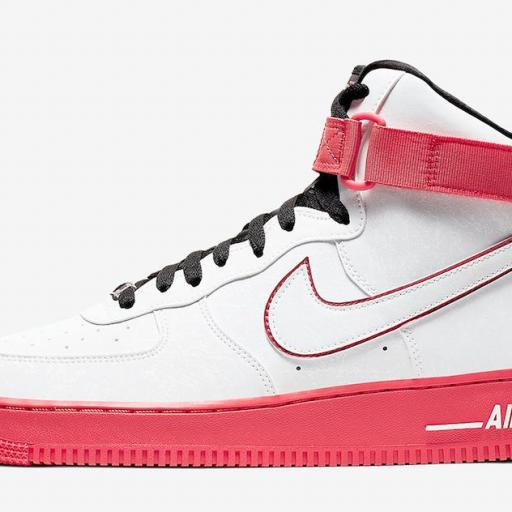 NIKE AIR FORCE 1 HIGH 'CHINA HOOP DREAMS'