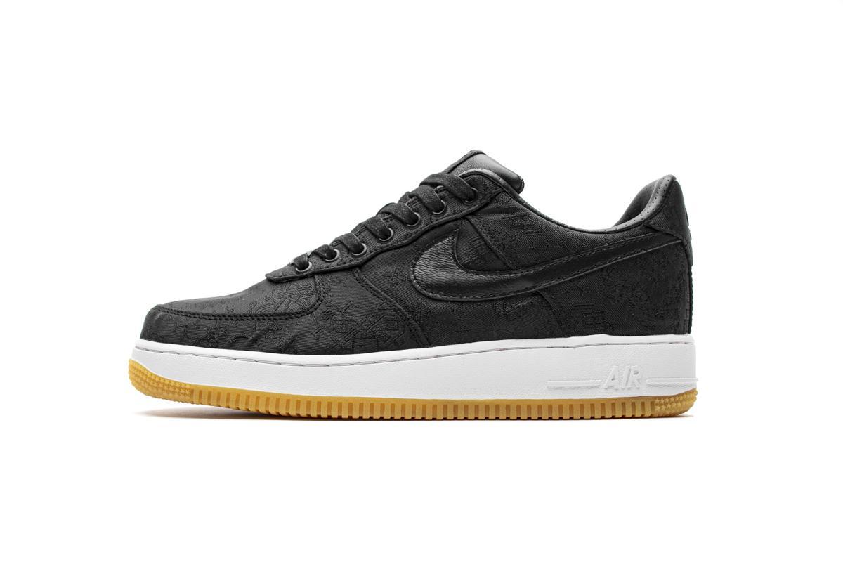 Fragment x CLOT x Nike Air Force 1