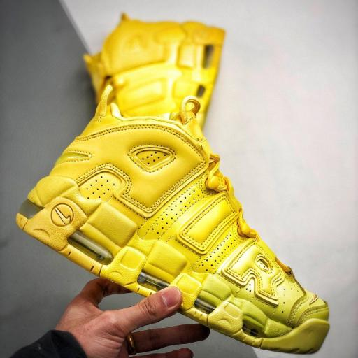 "NIKE AIR MORE UPTEMPO '96 QS ""GRADUAL YELLOW"""
